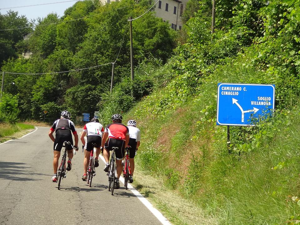 bike tours, Europe