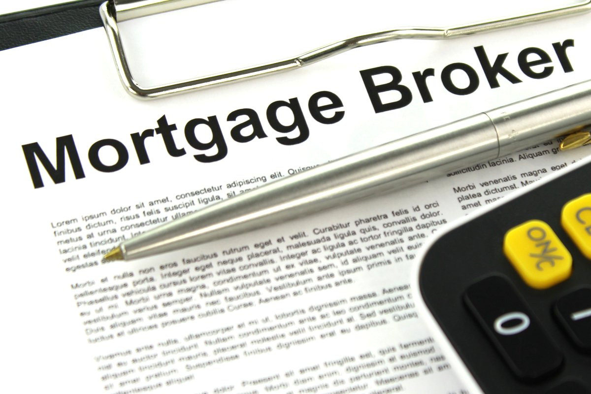 mortgage broker, real estate