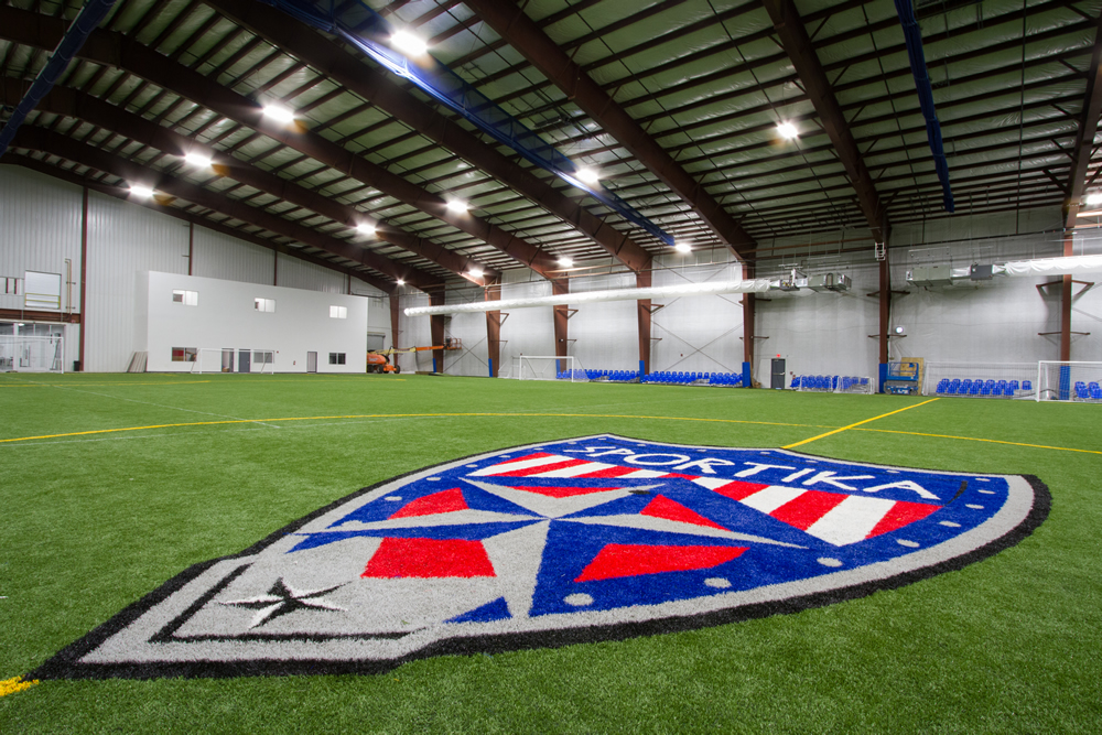 commercial construction sports/recreation