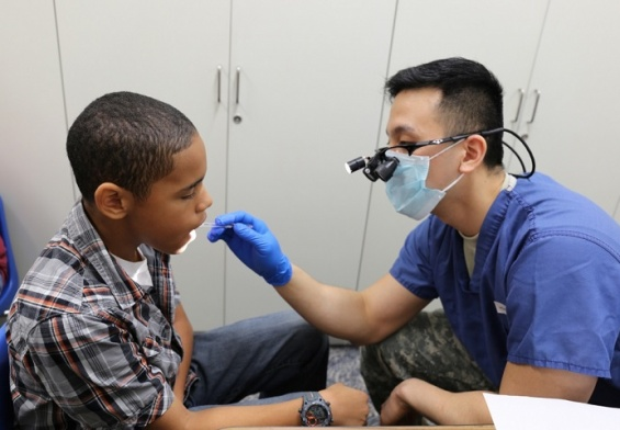 kid dental screening